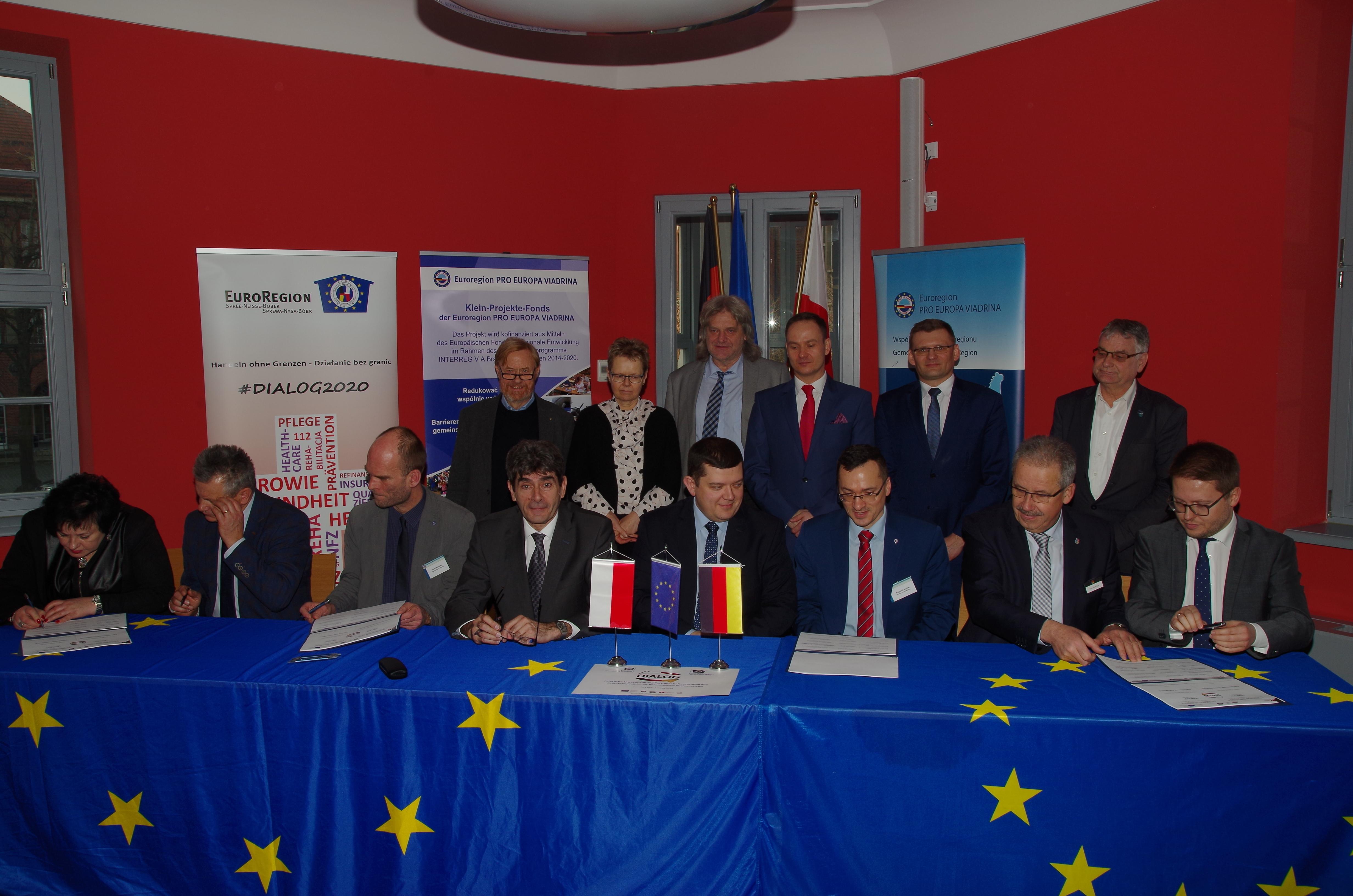 DIALOG - Unterzeichnung PV - FfO 09.02.2018 - (42) - Euroregion PRO ...