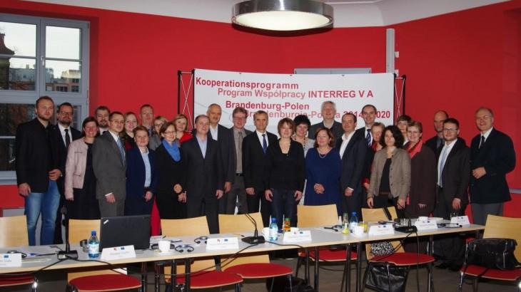 Begleitausschuss-INTERREG
