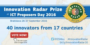 Innovations Radar-Preis 2016