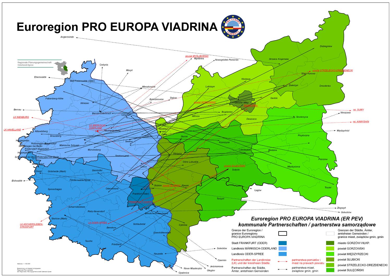 euroregion viadrina partnerschaften